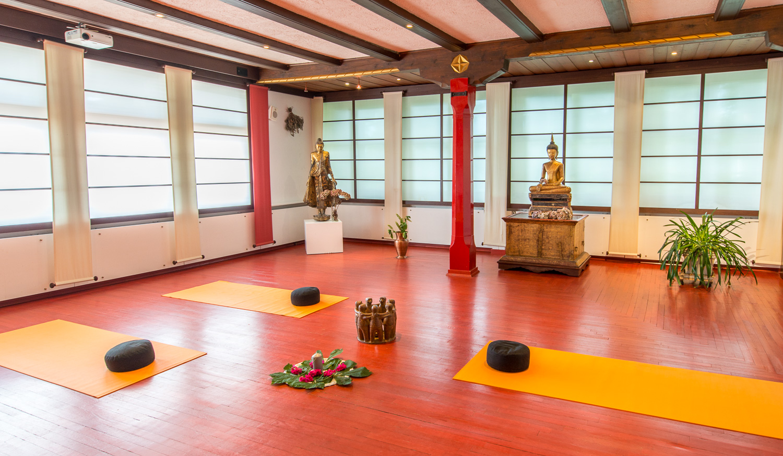 Retreat - Meditationsraum