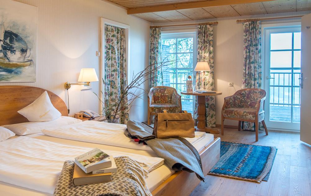 Retreat - Zimmer Bio Hotel